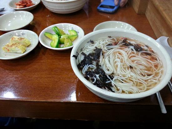 Myeongdong Halmeoni Guksu,
