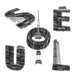 Seoul Typography Contest - NAL-AE YOON