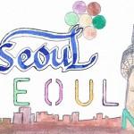 Seoul Typography Contest - sayoud ali
