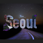 Seoul Typography Contest - Lee Chung Nyeong
