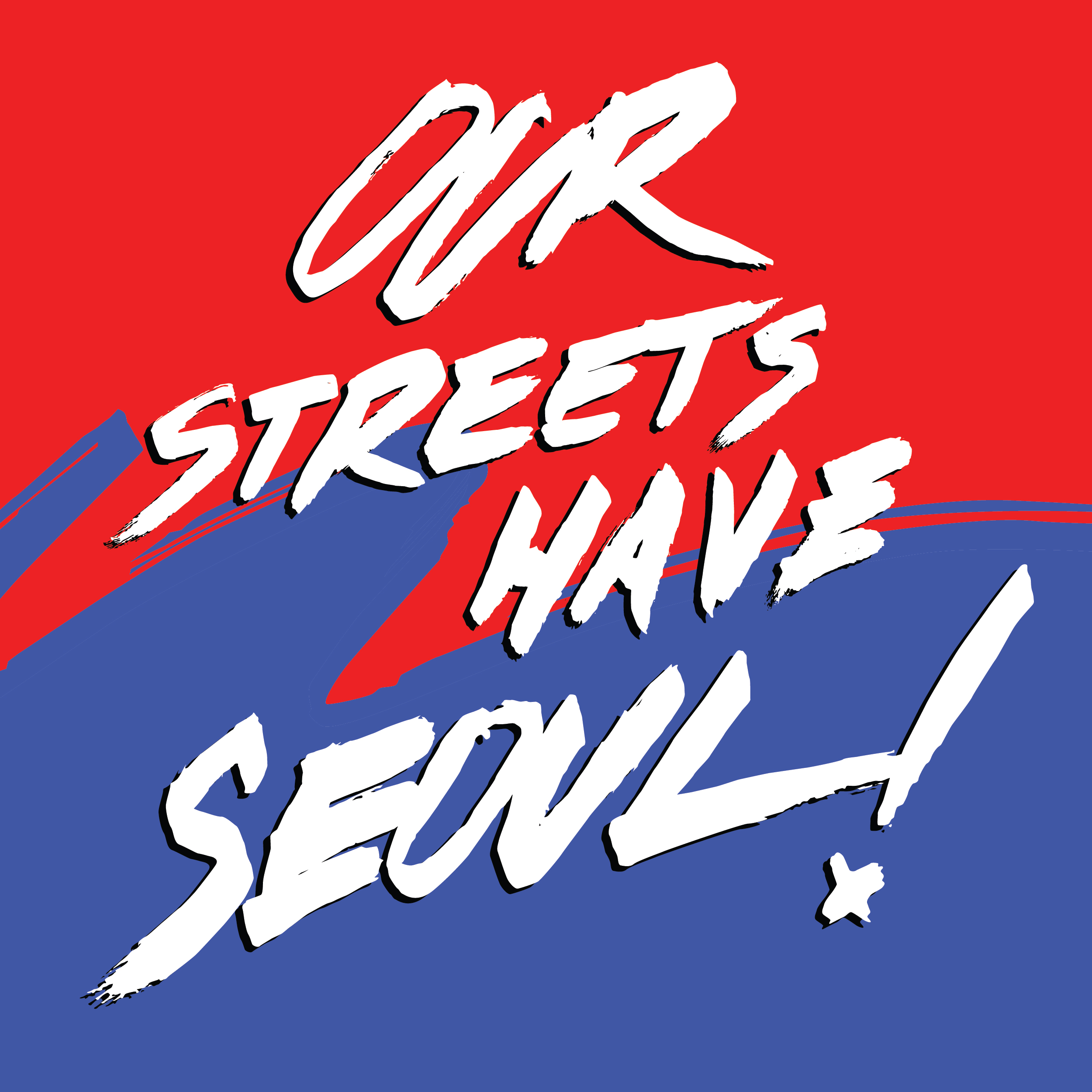 Seoul Typography Contest - Ramesh Weston
