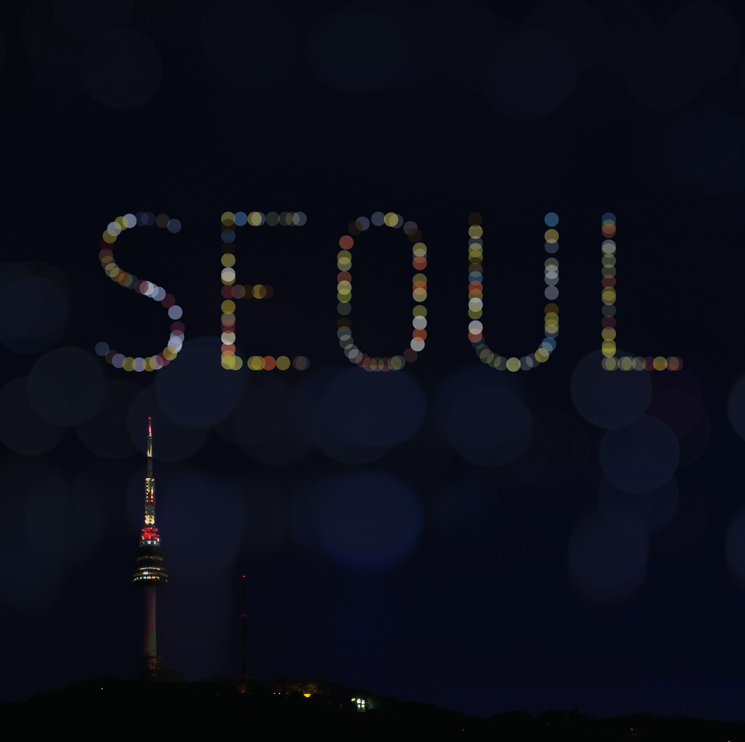 Seoul Typography Contest - miri kim