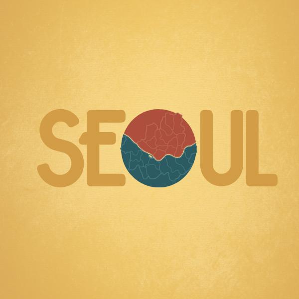 Seoul Typography Contest - Janina Loureiro