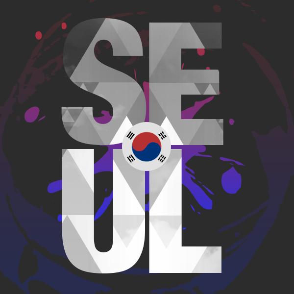 Seoul Typography Contest - Boby Haryanto