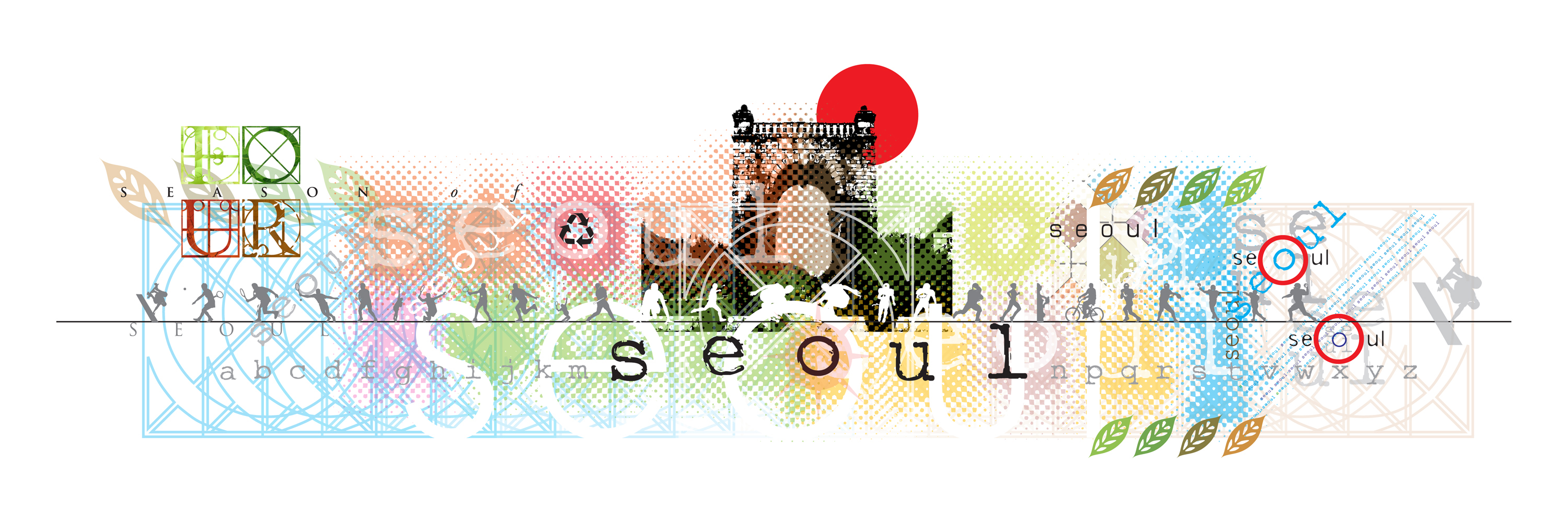 Seoul Typography Contest - Edgardo Galang