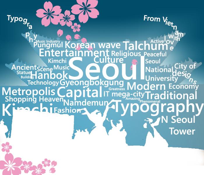 Seoul Typography Contest - Sơn Lê