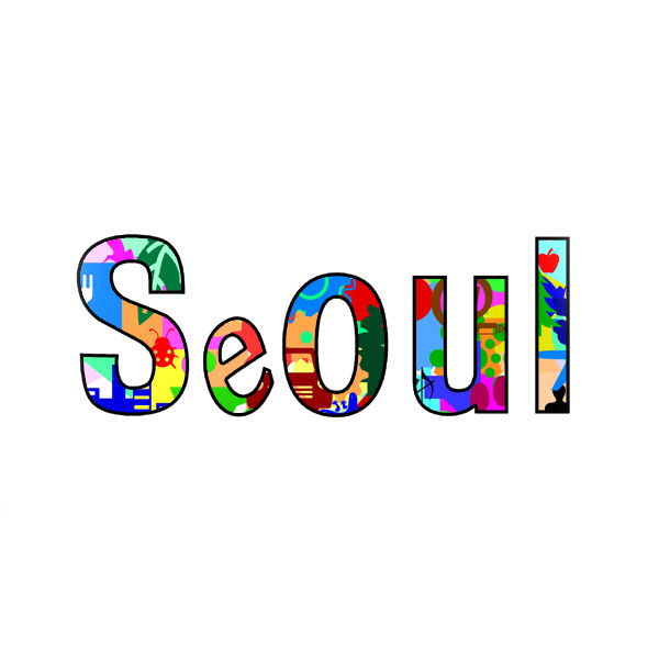 Seoul Typography Contest - Hang Le