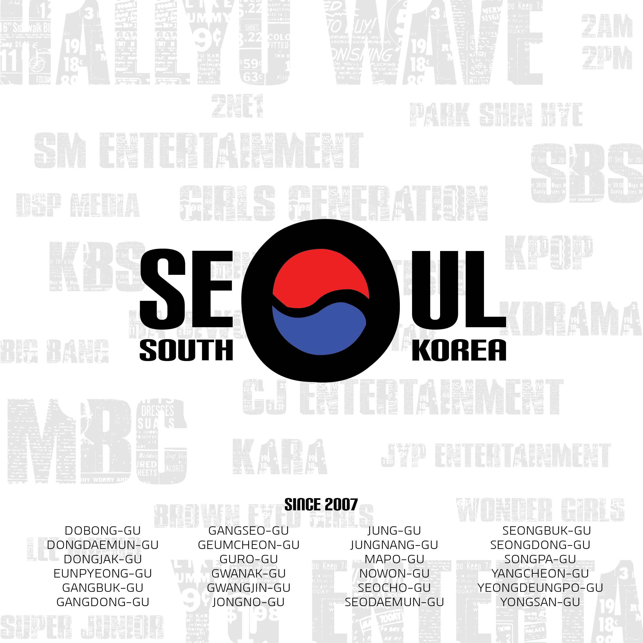 Seoul Typography Contest - Andrew Yee