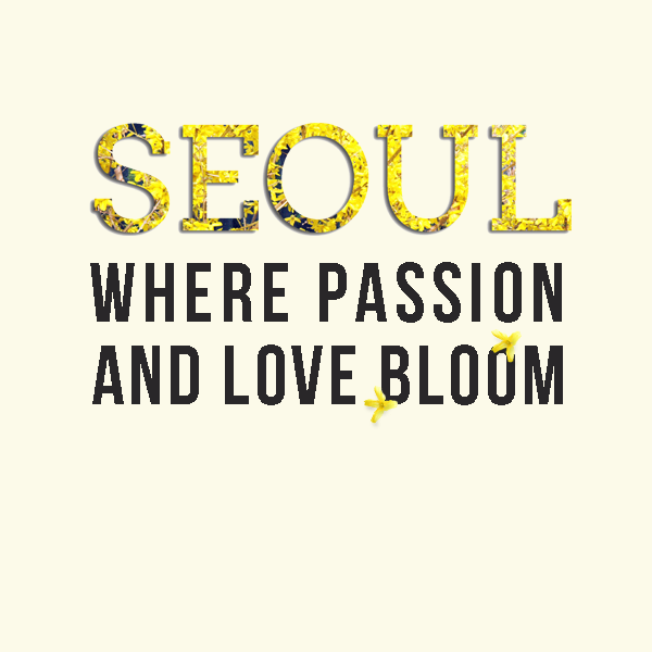Seoul Typography Contest - Binar Candra Auni