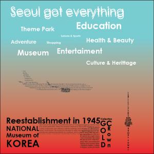 Seoul Typography Contest - Syed Mahzar