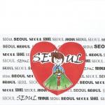 Seoul Typography Contest - siti aminah