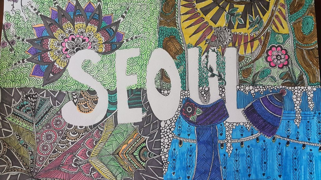 Seoul Typography Contest - Devi Senthil
