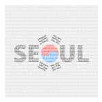 Seoul Typography Contest - Septian Nugroho