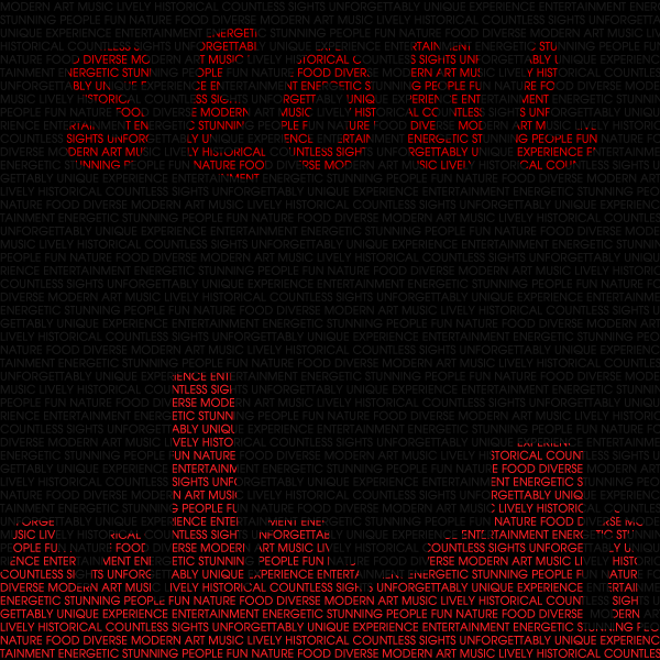 Seoul Typography Contest - Dikka Kartika
