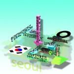Seoul Typography Contest - kim hyoun woo