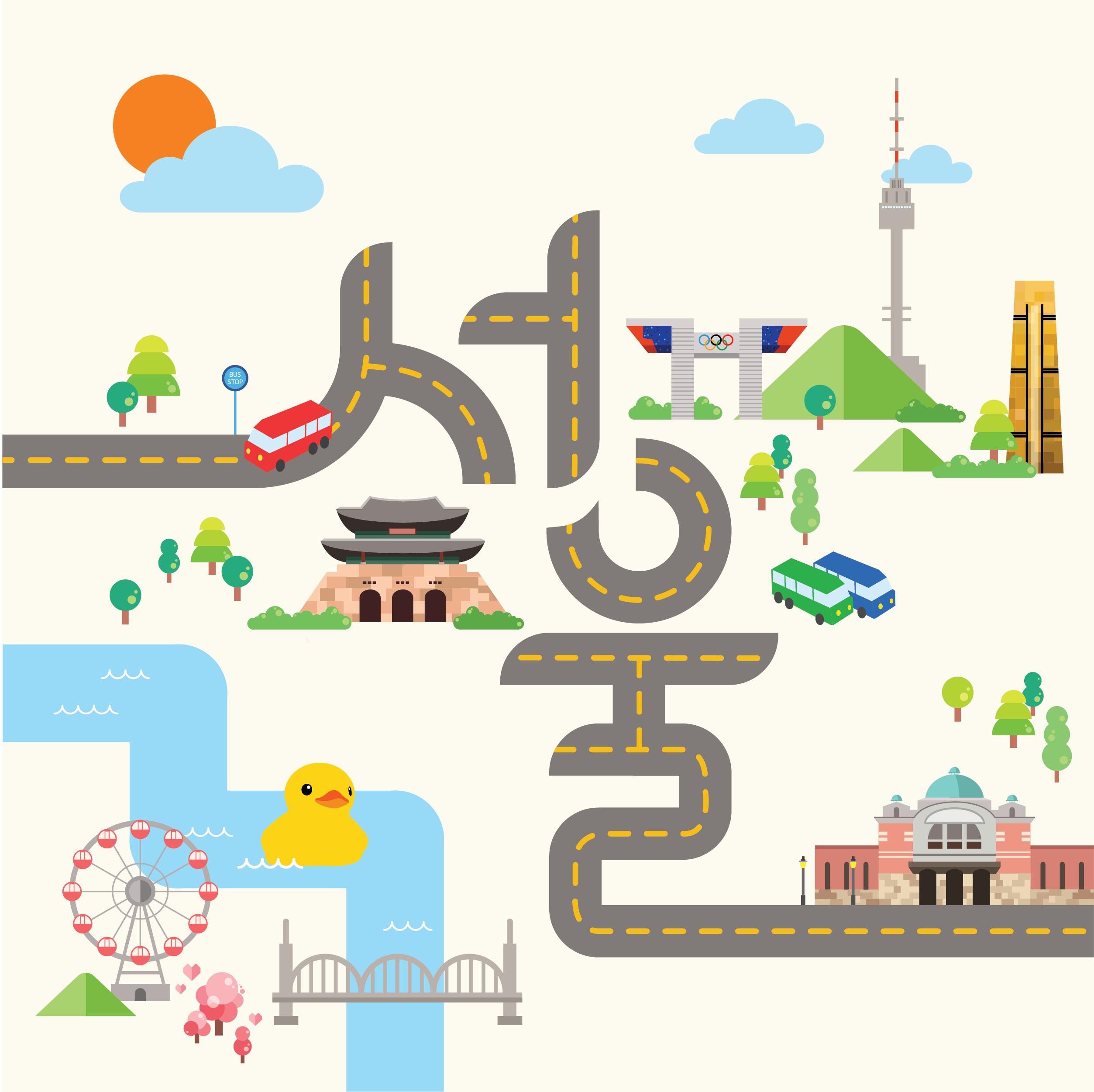 Seoul Typography Contest - Suhyun Kim