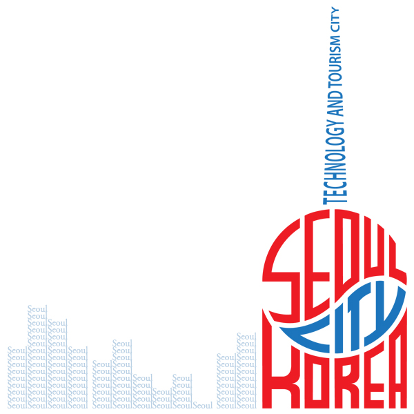 Seoul Typography Contest - Sulaiman Salleh