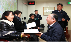 Seoul Metro Launches Special Committee for Handicapped on the Subway