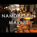 Seoul Up-Close: Namdaemun Market at night