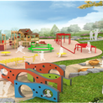 """Seoul City's Project to Make 29 """"Creative Playgrounds"""""""