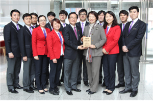 Hi Seoul Youth Hostel Receives Most Comfortable Hostel Award