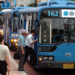 Buses in Seoul Rated Decent at 79.2 Points