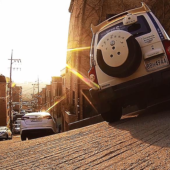 Walking Around Seoul - Yongsan Neighborhood Tour 2 (용산 동네 투어) [Zhiyun Z1 Pround + GoPro]