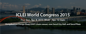 ICLEI World Congress 2015