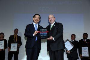 """Seoul Named """"Global Earth Hour Capital 2015"""""""