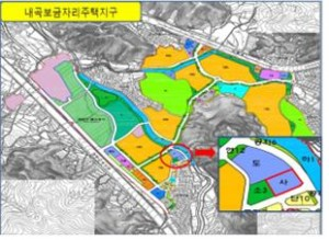 "Architectural Design Competition for "" Convenient facilities for resident of Naegok-dong"