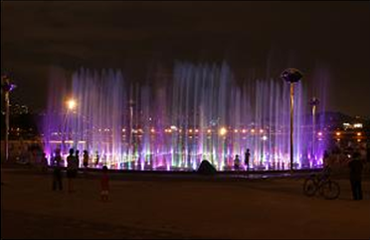 纛島音樂噴泉