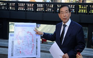Proposing the direction to utilize the elevated road near Seoul Station
