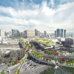 "Seoul Station Overpass to be Rebuilt as a ""Walking Path"""