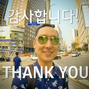 10,000 Subscribers!!! Thank you & 감사합니다~!!!