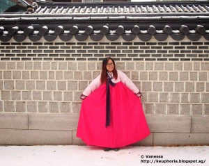 "Hanbok Rental in Seoul from ""Oneday Hanbok"""