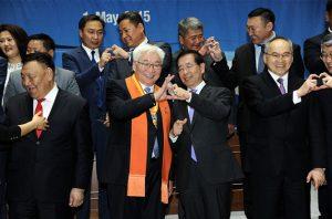 Mayor Park Won Soon Visits Ulaanbaatar, Seeking Both Friendship and Economic Cooperation