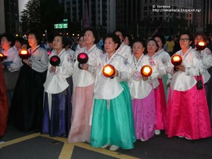 Seoul's Lotus Lantern Festival [Part 2]