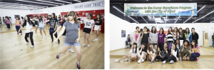 Foreign Visitors Now Given Opportunity to Learn K-pop Dance Moves!