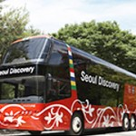 Discounts on Seoul City Bus Tour Tickets Available at Gwanghwamun Station
