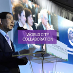 """Mayor Park Won Soon's Keynote Speech for the Northeast Asian Mayors' Forum –  """"A Dream for Our One and Only Earth"""""""