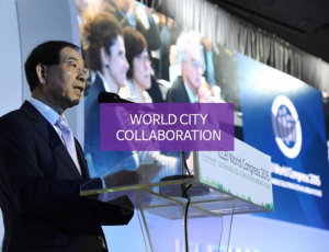 "Mayor Park Won Soon's Keynote Speech for the Northeast Asian Mayors' Forum –  ""A Dream for Our One and Only Earth"""