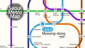 Seoul Metro Tour – Myeong-dong