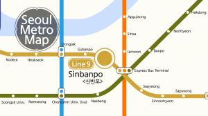 Seoul Metro Tour - Sinbanpo