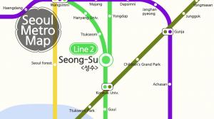 Seoul Metro Tour - Seong-Su