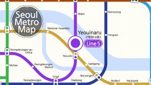 Seoul Metro Tour - Yeouinaru