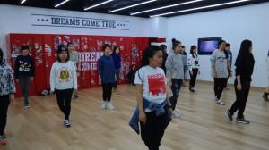 K-Pop Dance Experience Program