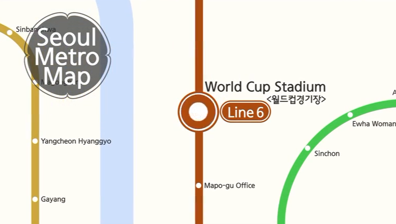 Seoul Metro Tour – World Cup Stadium