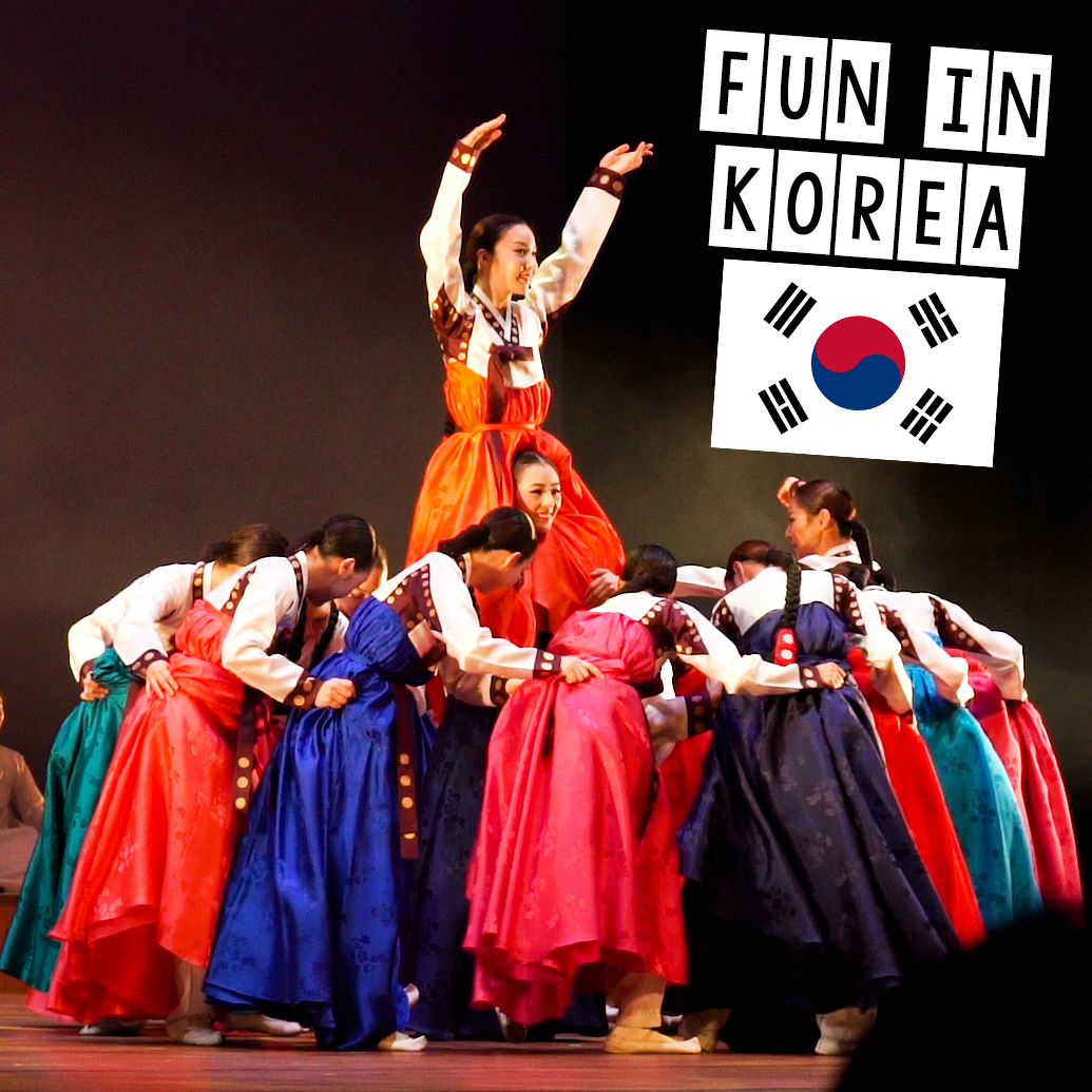 Fun In Korea