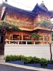 Seoul 's hidden attraction : Hanok Cafe