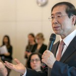 Mayor Park Won-soon Attends World Economic Forum, Davos